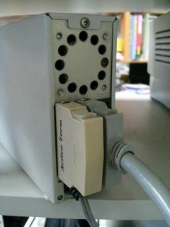 SCSIにはターミネータ
