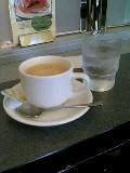 休憩のコーヒー