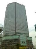 阪急の新しいビル