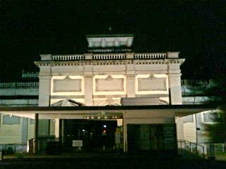 奈良・ライトアップ