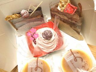 1年ぶりヤマダヤケーキ