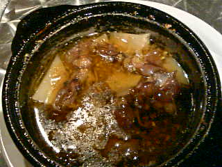 ガーリックオイル焼
