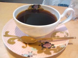 休日コーヒー