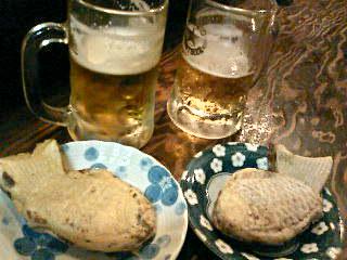たい焼きビール