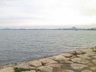 晩秋びわ湖