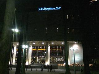 X'masのシンフォニーホール