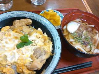 1日目お昼ごはん。