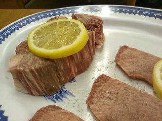 今夜は焼き肉。