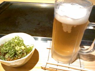 4時からビール