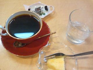 休日のコーヒー