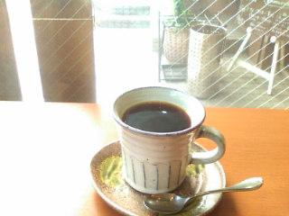 朝のぜいたくコーヒー
