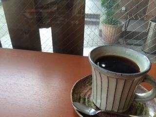 月曜日朝カフェ