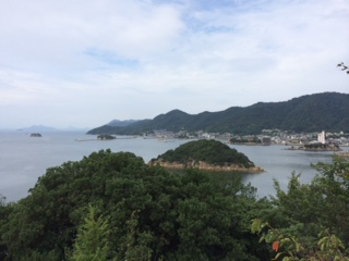 仙酔島めぐり