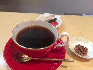 のんびりコーヒー