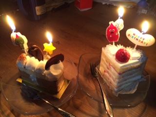 お誕生日ありがとう