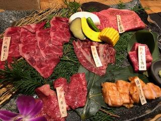 お正月の焼き肉